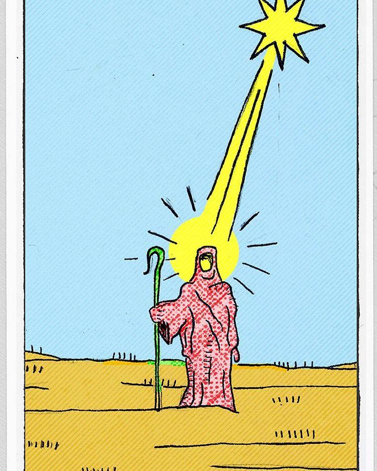 The Plain of ideas A tarot card i designed forhellip